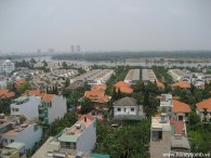 Unfurnished 2 bedrooms river view apartment in The Vista