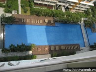 3 bedrooms unfurnished apartment in The Vista for rent