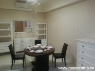 3 bedrooms The Vista apartment with simple furniture