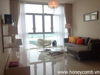 The Vista apartment for rent, 3 bedrooms and river view