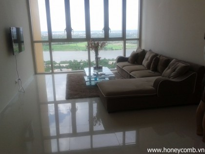Nice 2 beds with river view apartments in The Vista