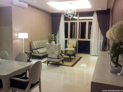 High quality apartment with 3 bedrooms in The Vista