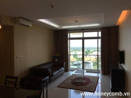 Modern The Vista apartment for rent with nice view