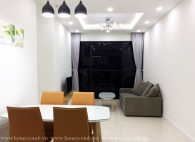 Two beds apartment low floor in The Ascent for rent