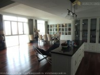 Penthouse four beds apartment wide area in The Vista for rent