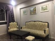 Two bedroom apartment high floor in Tropic Garden for rent
