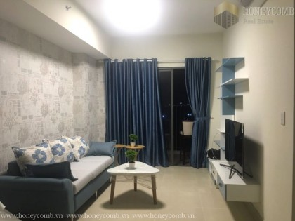 Masteri 2 beds apartment for rent Thao Dien area
