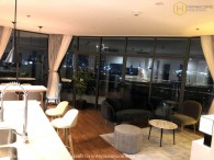 Fantastic city-view 2 bedrooms apartment in City Garden for rent