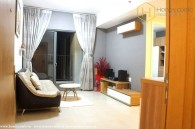 1 bedroom apartment with balcony and furnished in Masteri Thao Dien