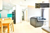 Amazing 2 beds apartment with city view in Masteri Thao Dien