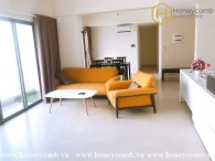 Linkble 3 bedrooms apartment with high floor in Masteri Thao Dien