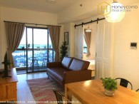 Delicate 2 beds apartment with river view in Masteri Thao Dien
