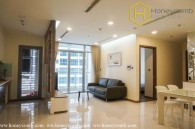 Unforgettable beautiful apartment with city view in Vinhomes Central Park