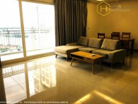 Xi Riverview Palace 145sqm with high floor for rent