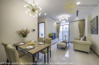Sophisticated apartment with 1 commodious bedrooms in Vinhomes Central Park