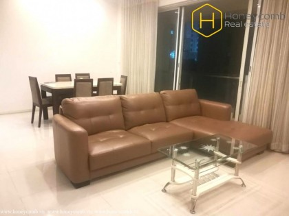 Modern style furniture with 2-bedroom in The Estella for rent