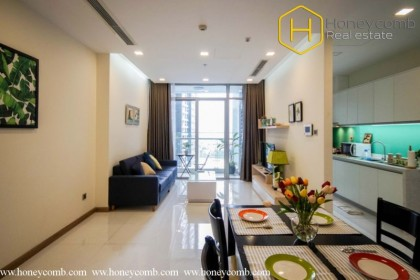 Wonderful apartment with fully furniture in Vinhomes Central Park