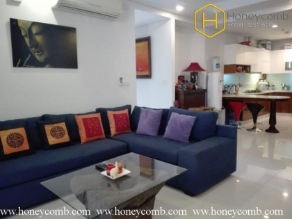 Modern 2 bedrooms apartment in Thao Dien Pearl