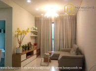 Lovely featured 2 bedrooms apartment for lease at The Ascent