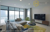 Sophistication and elegance are what this 3bed-apartment gives you at City Garden