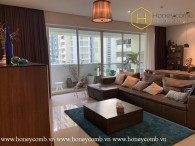 The creative and gracious 3 bedroom-apartment from The Estella