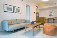 2 bedroom-apartment with the harmony of colour in nature at Gateway