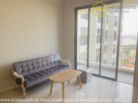 The bright and rustic 1 bedroom-apartment from Masteri An Phu