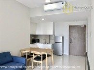 The lovely featured 1 bedroom-apartment from Masteri An Phu