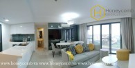 Amazing 3 beds apartment with open kitchen in Masteri Thao Dien