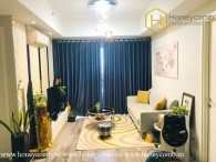 The 2 bedroom-apartment with a young,modern and fashionable space at Masteri Thao Dien