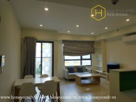 Don't wait anymore! This 2 bed-apartment with good price is available at Masteri Thao Dien