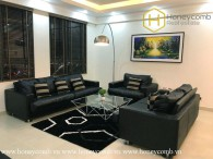 Your life is somehow more appealing with this fancinating 3 bed-apartment at Masteri Thao Dien