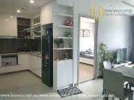 The 2 bedroom-apartment with fresh space and smart price at New City