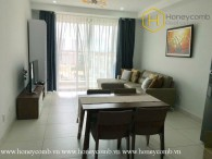 2 beds apartment with new furniture in Tropic Garden