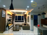 Surprise !! What a fantastic 3 bedroom-apartment with smart design at Tropic Garden !!