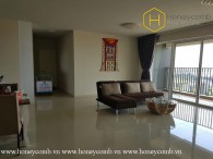 The 4 bedroom-apartment with nice view is very spacious at Vista Verde