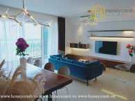 The 4 bed-apartment with smart design and spacious area at Vista Verde