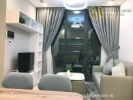 The lovely 2 bedroom-apartment suits your criterions at Vinhomes Golden River
