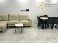 The young and bright 2 bed-apartment from Vinhomes Golden River