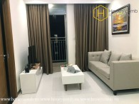 Proper design with smart price . All you need is this 1 bedroom-apartment at Vinhomes Central Park