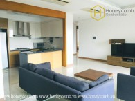 Magnificent with 3-bedroom apartment in Xi Riverview Palace for rent