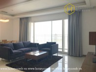 The spacious 3 bedroom-apartment with fancinating design at Xi Riverview Palace