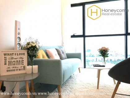 The extremely fashionable 1 bed-apartment is ready to welcome future owners home at The Ascent