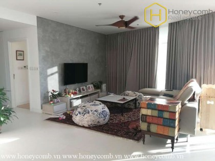 Exceptional style with 4 bedrooms apartment in City Garden