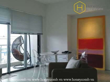 The new and impressive 4 bedroom-apartment from Gateway Thao Dien