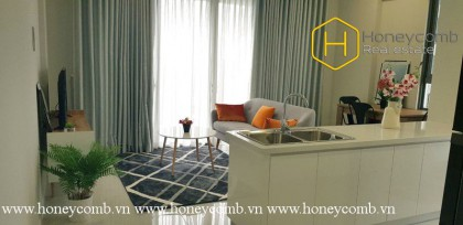Exceptional lifestyle with sparkling  2 bedroom- apartment at Masteri An Phu