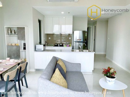 Ultra lovely 2 bedroom-apartment for a young lifestyle in Masteri An Phu