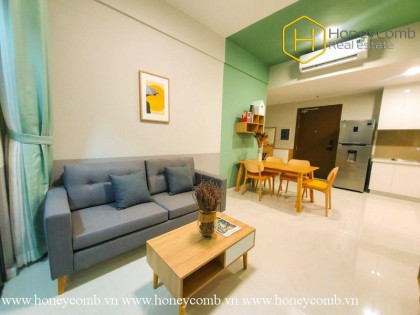 The fabulous 2 bedroom-apartment is all that you need at Masteri An Phu