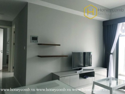 The new and airy 2 bedroom-apartment from Masteri An Phu