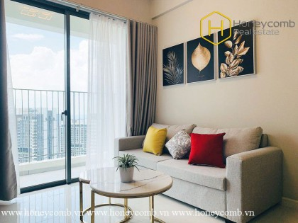 The fashionable and modern 2 bedroom-apartment from Masteri An Phu